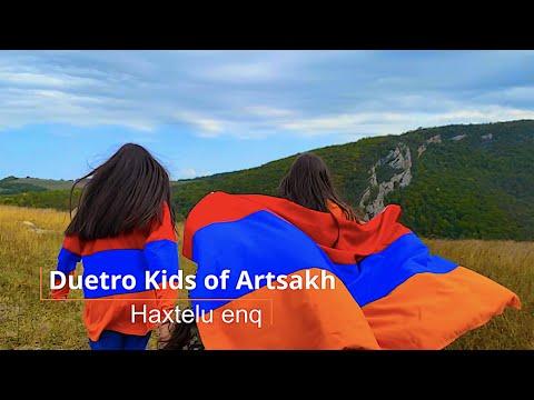 Haxtelu Enq - Duetro Kids of Artsakh