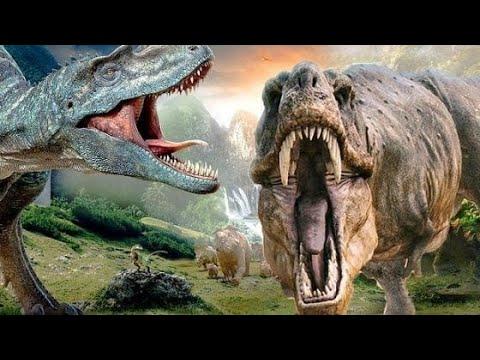 I Giganti Della Preistoria - Documentario Dinosauri completo ITA