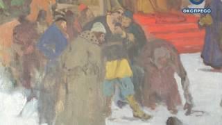 В Пензе открылась обновленная выставка художника Горюшкина-Сорокопудова