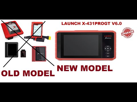 X-431proGT Launch V6.0 2020-21 With BS6 LCV Vehicle