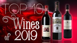 Top 10 Wines of 2019 - Wine Spectator Top 100 List | Master Sommelier Emily Wines