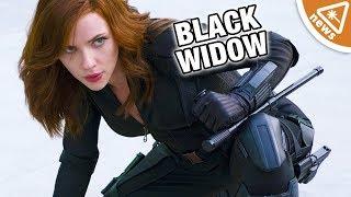 3 Black Widow Stories Perfect for Her Solo Film! (Nerdist News w/ Jessica Chobot)