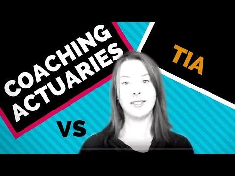 Coaching Actuaries vs TIA for Exam P (2018) - YouTube