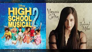 Vanessa Hudgens vs. Vanessa Carlton - Gotta Go My Own Way (Mashup)