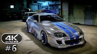 Need For Speed Gameplay Walkthrough Part 6 - NFS 4K 60fps