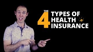 Health Insurance Types 2020 | The 4 Types of Health Insurance
