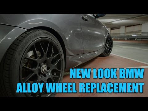 NEW Alloy Wheels | BMW 1-Series | Chasing Status | S03E05