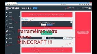 Vanilla Ou Plugins ATERNOS Avoir Un Serveur Minecraft - Minecraft cracked server erstellen aternos