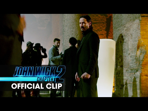 "Watch new video clip from ""John Wick 2"" – 'You Working'"