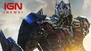Transformers 5 to Open Against Wonder Woman; Release Dates Set for 6 and 7 - IGN News