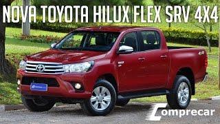 Nova Toyota Hilux Flex