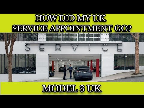 HOW DID MY UK SERVICE CENTRE APPOINTMENT GO?!
