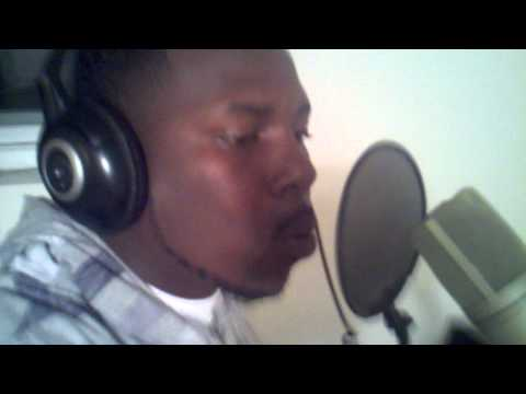 T.CAPONE RECORDING HIS NEW SONG(IM FEELIN IT)
