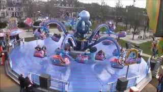 preview picture of video 'kermis  Griftpark Utrecht zondag 5 april 2015'