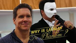 The Phantom of the Opera – The Voice of Phantom