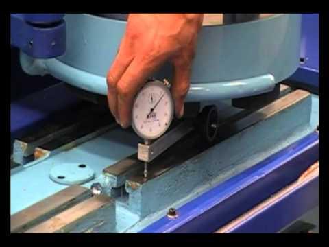 Industrias KRAS | Fresadoras y rectificadoras de tapas de cilindro | KR1400 y KR 900