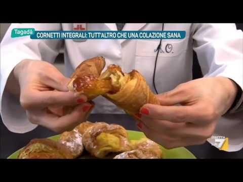 Esempi di menu con diabete gestazionale