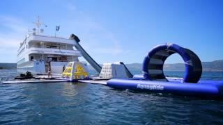 Aquaglide Yacht