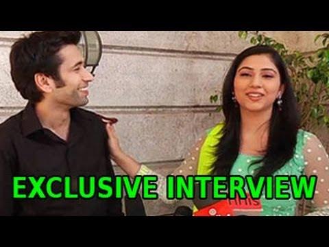Aditya & Pankhuri's UNSEEN INTERVIEW of Pyaar Ka Dard 17th January 2014 FULL EPISODE