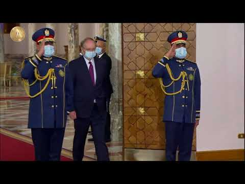 Christian Berger assumes position of EU Ambassador to Egypt