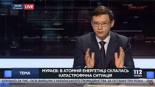 Евгений Мураев: Еще немного — и мы будем покупать электроэнергию у венгров