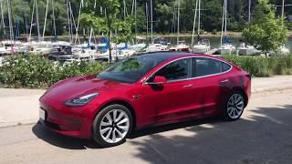 Плюсы➕ и минусы➖ Тесла Модель 3 (Tesla Model 3). Часть вторая.