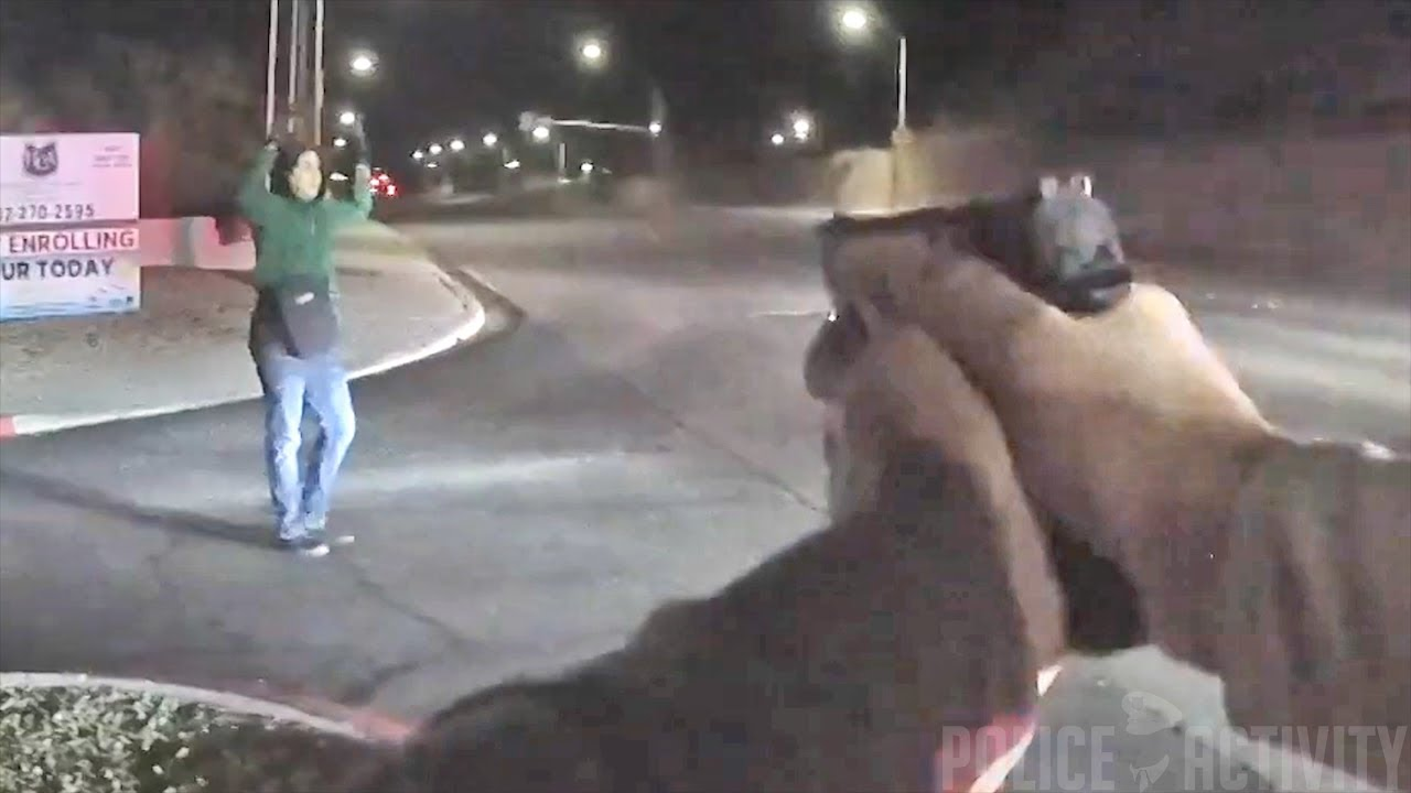 Если вас задерживает полиция старайтесь не шевелиться