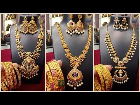 Traditional 1Gram Gold Kodi Model Chain With Pendant Designs|Latest Beautiful Designs