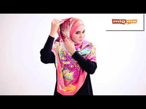 How To Wear Hijab In 4 way  Part 2