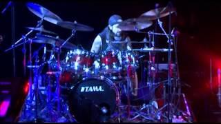 Mike Portnoy - Short Drum Solo - Bangkok 2012