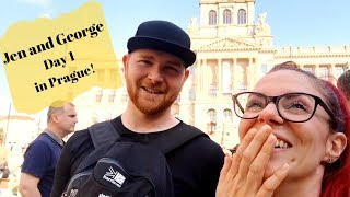 First time visiting Prague | Day 1 | Mama Shelter | Welcome to the city!