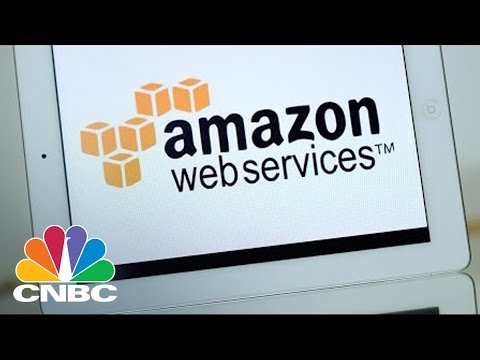 Amazon Web Services CEO On Growth, Competitors, Donald Trump | The Pulse | CNBC