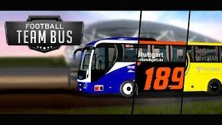 Fernbus Simulator Add-on - Football Team Bus