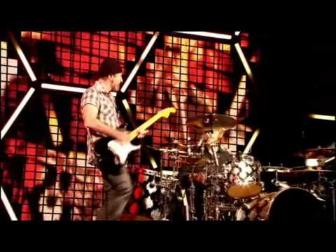 Muse - Where The Streets Have No Name (feat. The Edge) live @ Glastonbury 2010