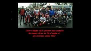 preview picture of video 'présentation bureau CSA cyclisme 2013 (les andelys)'