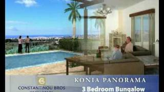 preview picture of video 'Konia Panorama Villas Paphos Cyprus'