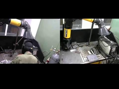 Компетенция: Сварочные технологии. ВИ ОРЧ &кваот;Молодые профессионалы&кваот; РС(Я) - 2018