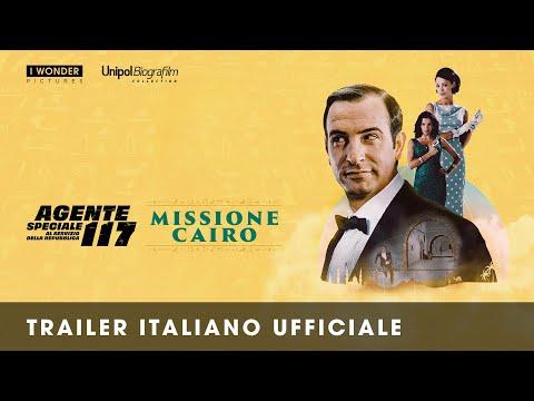 Agente speciale 117 al servizio della Repubblica – Missione Cairo – Il trailer ufficiale italiano