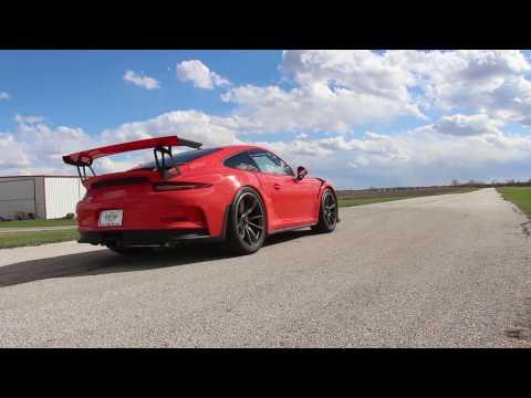 CMS Porsche GT3 & GT3RS Exhaust