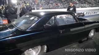 Kye Kelley VS Tuff Enuff GRUDGE RACE at Redemption 6.0