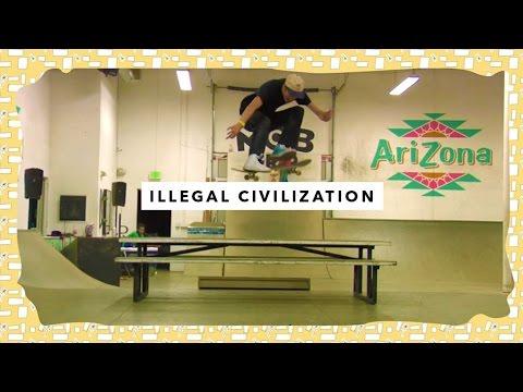 Illegal Civilization | TransWorld SKATEboarding