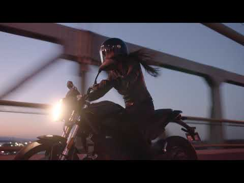 2019 Zero Motorcycles S ZF7.2 + Charge Tank in Eureka, California - Video 1