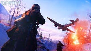 Геймплей Battlefield 5 / Анонс Стримов E3 2018 + Итоги Эксперимента