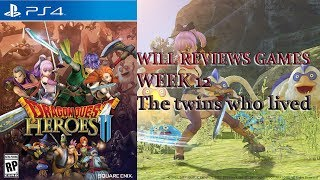 Dragon Quest Hero's 2 Week 11 - The twins who lived