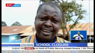 Kiminini school closed over lack of space to accommodate population