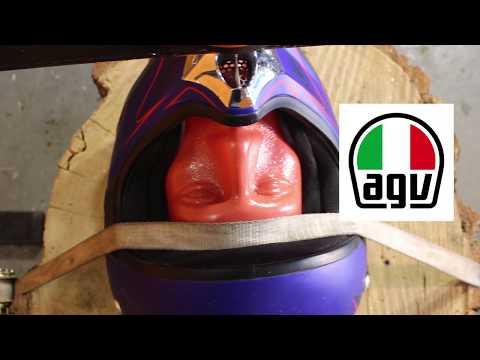 Шлем AGV | Краш-тест