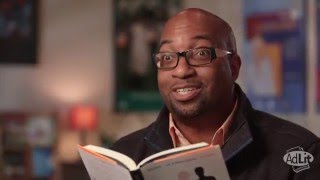 Poet & best selling author Kwame Alexander reads from his recent book