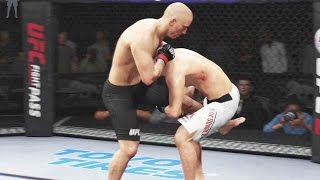 THIRD TIME'S A CHARM!! - UFC 2 Gameplay