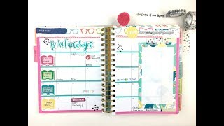 Planner Tips & Organization Ideas Using Illustrated Faith Planner
