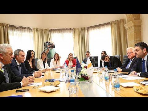 Αβραμόπουλος: Επιχειρησιακή και οικονομική βοήθεια στην Κύπρο για το μεταναστευτικό…